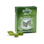 Juanola Perlas Balsámicas sabor Menta Fresca (25 g)