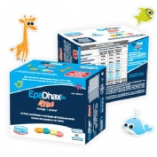Epadhax Kids Omega 3 Activo (550 mg x 80 cápsulas)