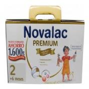 Novalac Premium 2 Leche de Continuación (1.600 g)