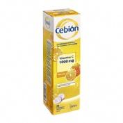 Cebión Vitamina C 1000 mg (20 comprimidos efervescentes)