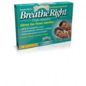 Breathe right mentol - tira adh nasal (t- gde 8 u)