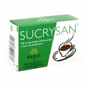 Sucrysan comp - aspartamo (100 comp)