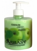 Arbasy Jabón en crema para Manos Manzana (500 ml)