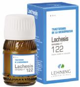 Lehning Lachesis nº 122 Trastornos Menopausia Gotas (30 ml)
