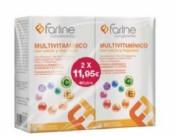 Farline Pack DUPLO Multivitaminico y Multiminerales (60 comprimidos x 2 ud)