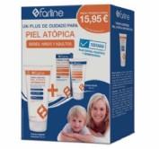 Farline Pack Piel Atópica (Facial 50 ml + Intensiva 200 ml)