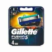 Gillette Recambios Maquinilla de Afeitar Fusion 5 Proglide (4 ud)