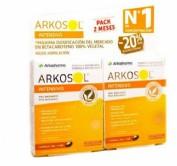 Pack DUPLO Arkosol Intensivo (30 cápsulas)