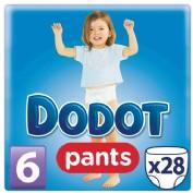 Dodot Pants Talla 6 +15k g (28 ud)