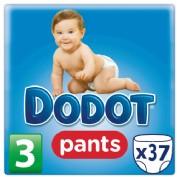 Dodot Pants T-3 6-11 kg (37 ud)
