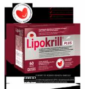 Lipokrill Plus Omega 3 y Aceite de Krill (60 cápsulas)