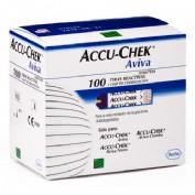 Accu-Chek Aviva Tiras Reactivas de Glucemia (100 ud)