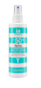 Interapothek Spray niños SPF 50+ Transparente (200 ml)