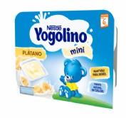 Nestlé Yogolino Mini Plátano +6 m (6 ud x 60 g)