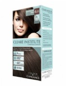 Clearé Colour Clinuance Crema Color Permanente 4.01 Chocolate Frío