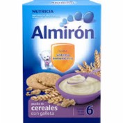 Almirón Advance Cereales con Galleta (500g)