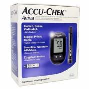 Accu-Chek Aviva Medidor de Glucemia