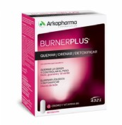Arkopharma 4.3.2.1. Burner Plus Guaraná y Mate (60 cápsulas)