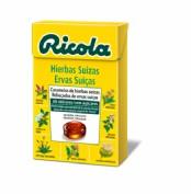 Ricola Caramelos Hierbas Suizas con estevia (65 g)