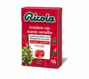 Ricola Caramelos Arándano Rojo sin azúcar (65 g)
