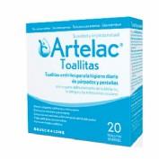 B+L Artelac Toallitas (20 ud)