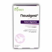 B-Green Jengibre Nausigest (30 cápsulas)
