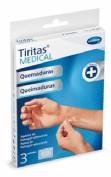 Hartmann Tiritas Medical Quemaduras 7,5 x 10 cm (3 ud)