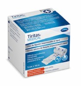 Hartmann Tiritas Medical Film Fijación 5 cm×10 m