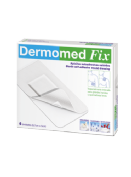 Dermomed fix apósitos adhesivos 9x10 cm 6 unidades