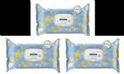 Klorane Bebé Pack TRIPO Toallitas Limpiadoras con caléndula (70 ud x 3)