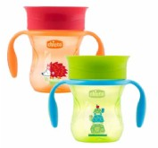 Chicco Vaso evolutivo Perfect 360 Mix&Match 200ml 12m+
