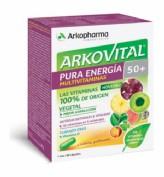 Arkovital Pura Energía Senior 50+ (60 comprimidos)