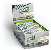 Finisher Barritas Proteicas Yogur y canela con chocolate blanco (35 g x 20 ud)