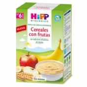 HiPP Papilla Cereales con Fruta +6m (600 g)