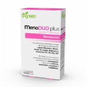 B-Green MenoDuo Plus (30 cápsulas)