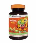 Arkovital Multivit  Azinc (60 caramelos de goma)