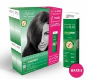 E´lifexir Esenciall Redensificante Capilar Formato Ahorro 4 cajas (120 cápsulas) + Loción redensificante (125 ml) de REGALO