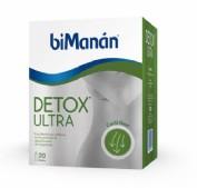 BiManán Detox Ultra con Cacti-Nea (20 viales)
