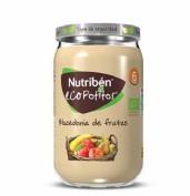 Nutribén Ecopotito Macedonia de frutas +6m (235 g)
