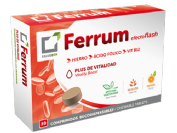Saludbox Ferrum (30 comprimidos bucodispersables)