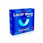 Kit Dental Blanqueador Lacer Blanc White Flash
