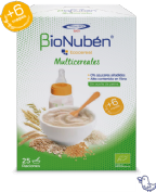 BioNubén Ecocereal Multicereales +6 m (500 g)
