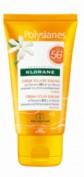 Klorane Polysianes Crema solar sublime SPF 50 al Monoi y Tamanu Bio (50 ml)