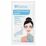 Farline Mascarilla Facial Hydra-Filler Mask (10 ud)