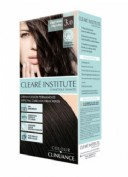 Clearé Colour Clinuance Crema Color Permanente 1.0 NegroColour Clinuance Crema Color Permanente 3.0 Castaño Oscuro