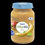 Nestlé NaturNes Bio Tarrito Manzana y Plátano (190 g)