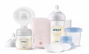 Philips Avent Lote para lactancia materna eléctrico sencillo SCD395/21