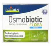 Osmobiotic Flora Adulto Boiron (12 sobres)