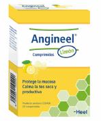 Heel Angineel Limón (24 comprimidos)