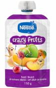 Nestlé Puré de frutas Crazy Fruits +12m  (110 g)